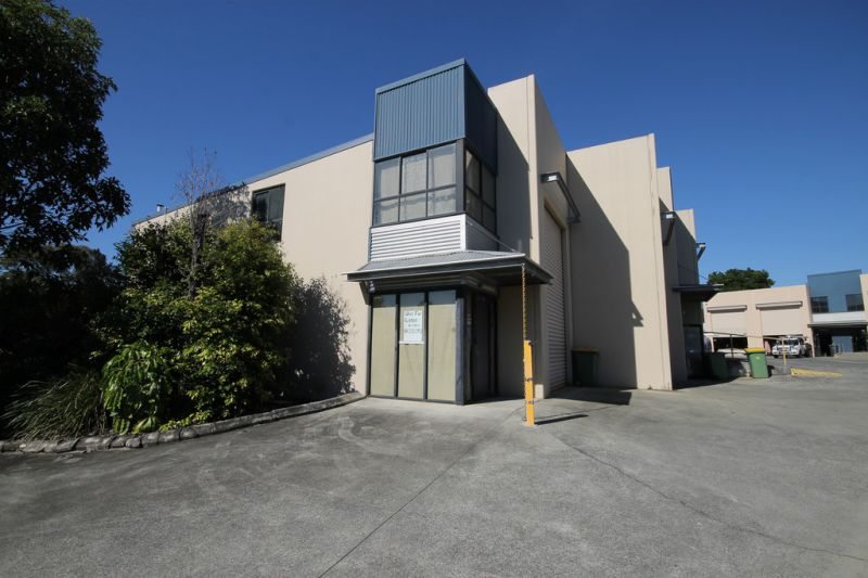 Entry Level Industrial Unit With Exposure