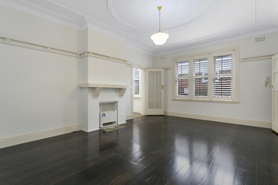 Brimming with character | Very spacious!