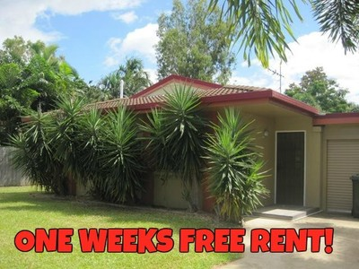 ONE WEEKS FREE RENT! GREAT LOCATION & A GREAT PRICE!