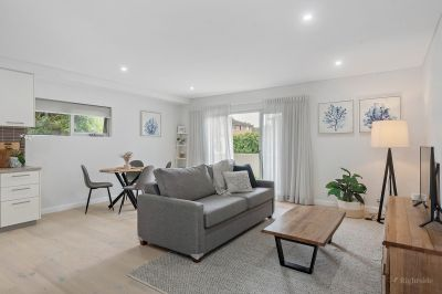 Gorgeous Fully Furnished One Bedroom Apartment