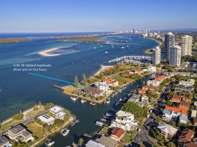 Broadwater Views - Small Boutique Complex