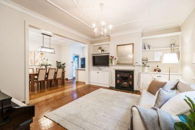 Villa-style residence exuding vintage glamour in Roseville's prestigious eastside