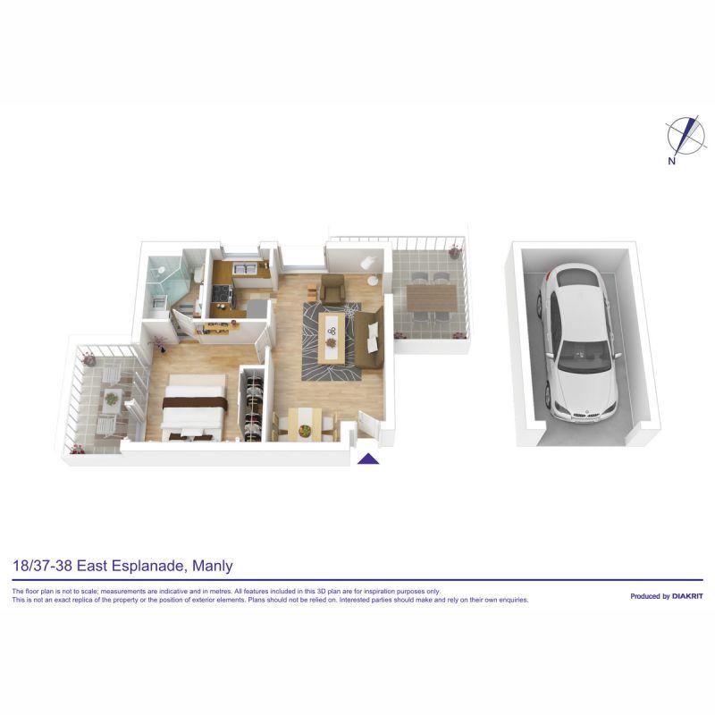 18/37-38 East Esplanade Manly 2095