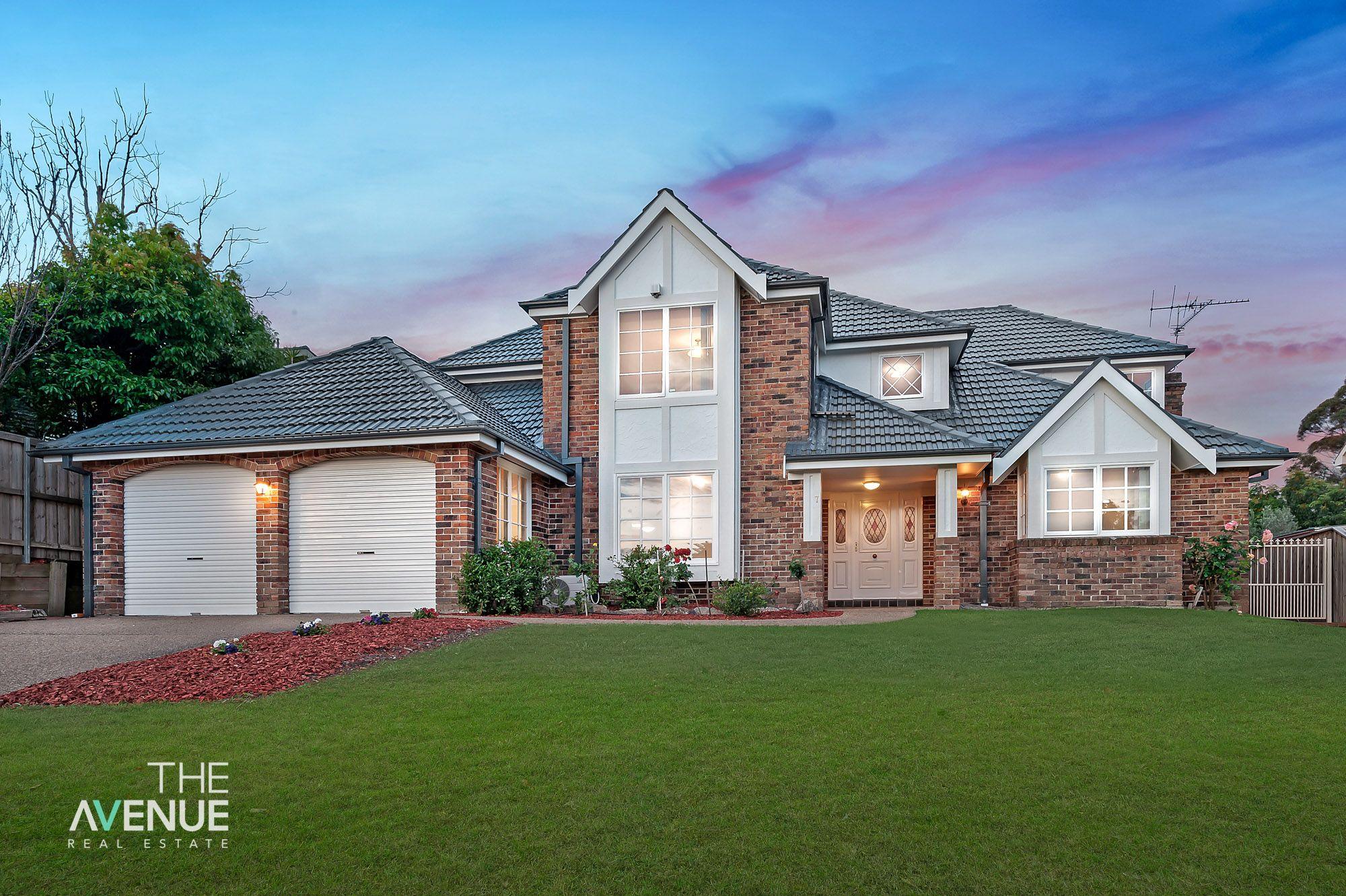 7 Gardenia Place, Castle Hill NSW 2154