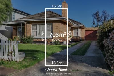 PERFECT LOCATION - ORIGINAL HOME WITH SO MUCH POTENTIAL IN THE BRIGHTON HIGH ZONE