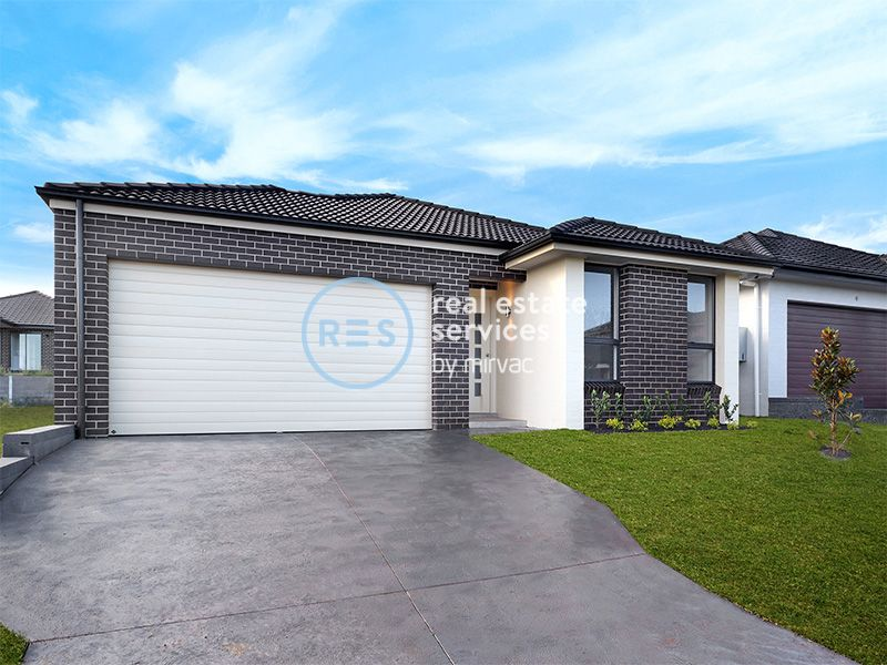 Brand New Freestanding 4-Bedroom Family Home in Crest by Mirvac