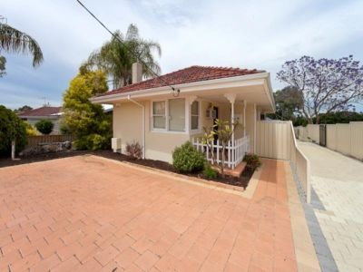 UNDER OFFER BY REIWA'S #1 SALESPERSON specialising in the Belmont District