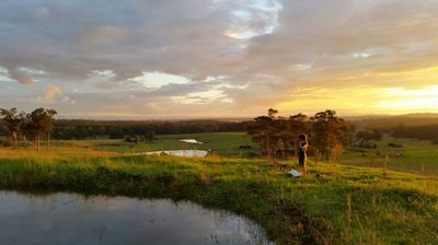 Become part of a Farm and Village in the Beautiful Hunter Valley