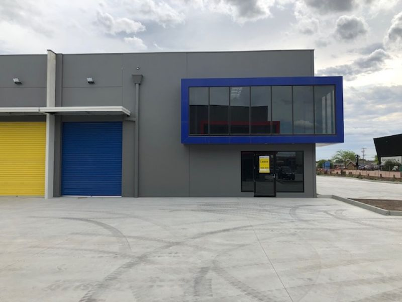 BRAND NEW WAREHOUSE IN PREMIER INDUSTRIAL PRECINCT