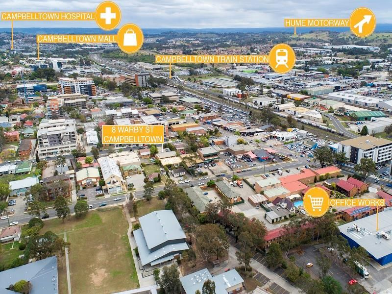 Secure Investment with Development Upside or Ideal Future Business Location