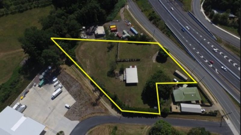 Prime Industrial Development Site in Central High Exposure Location