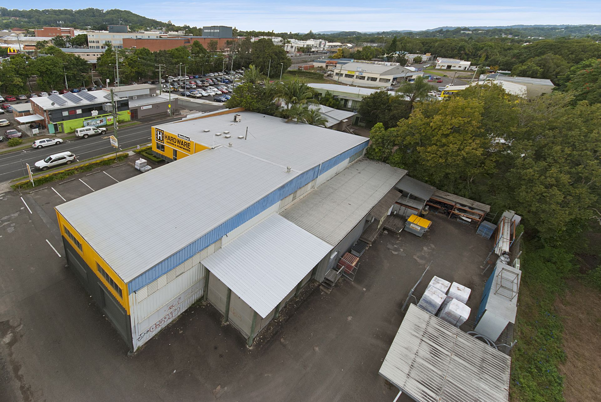 A Commercial Property Like Never Before