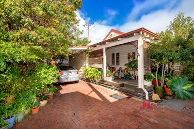 Character filled home tucked away in the heart of Bunbury
