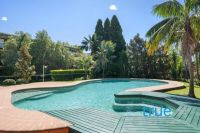 =HOLDING DEPOSIT RECEIVED=LUXURIOUS EXECUTIVE APARTMENT IN RESORT STYLE COMPLEX = PARTLY FURNISHED