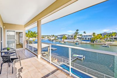PRICE REFLECTS RECENT BANK VALUATION . PRIME 19m* WATERFRONTAGE
