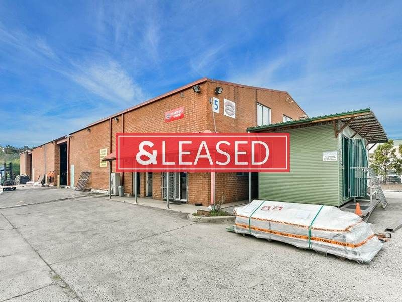 Building + Yard in Prime South Western Sydney Location
