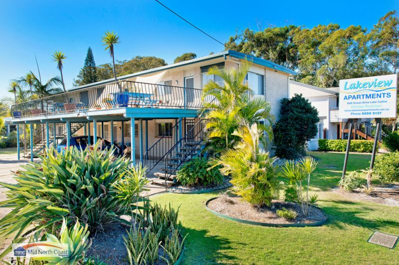 OUTSTANDING COASTAL INVESTMENT - LAKE, BEACH and OCEAN VIEWS near PORT MACQUARIE