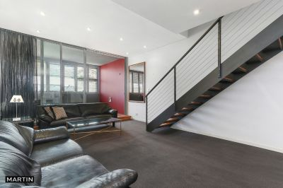 MARTIN- Two Bedrooom - Partially Furnished