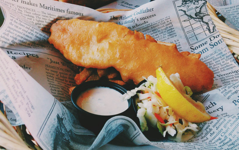 Fish & Chips Country Side