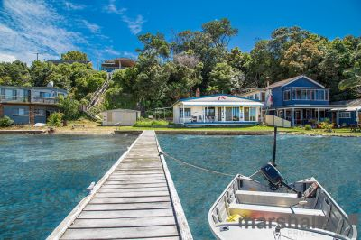 Absolute Waterfront with Jetty and Mooring