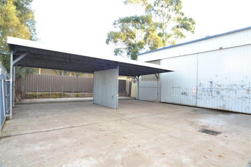 Warehouse Plus Yard