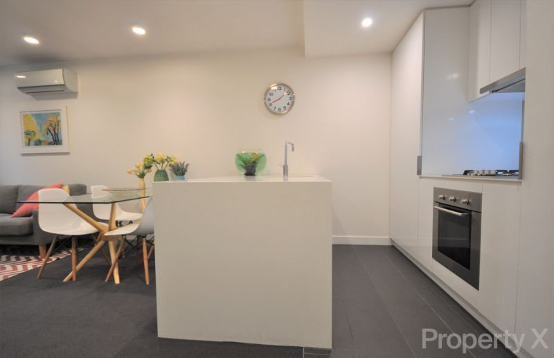 Feel well-ground in this beautiful ground floor apartment (unfurnished)