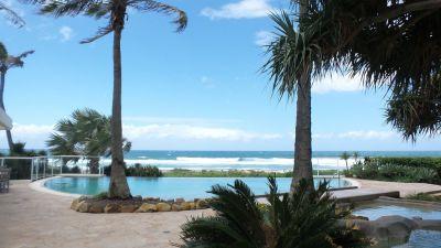 Absolute Beachfront Luxury
