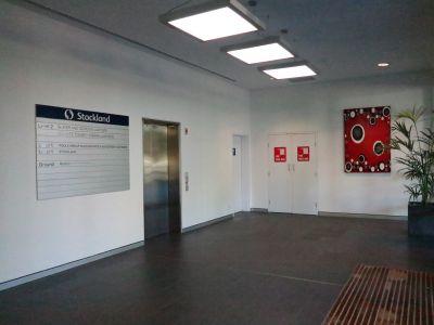 TOP FLOOR PREMIUM COMMERCIAL OFFICE | BIRTINYA