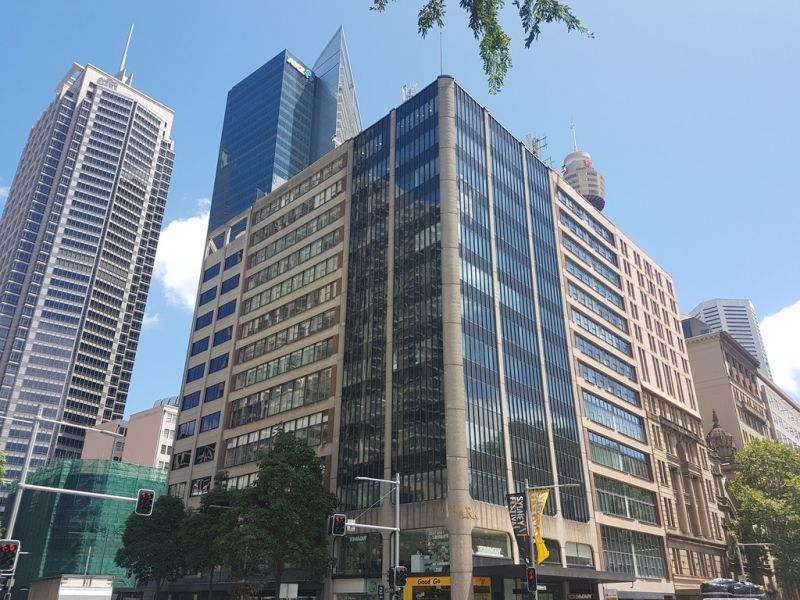 5/60 Park Street, Sydney