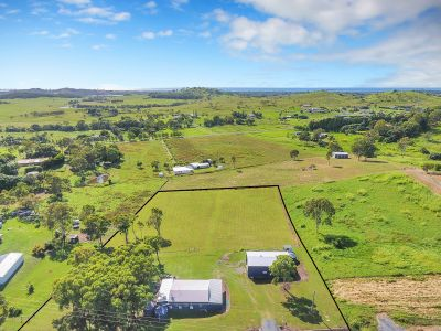An Acreage Oasis with renovated Shouse and Useable Land