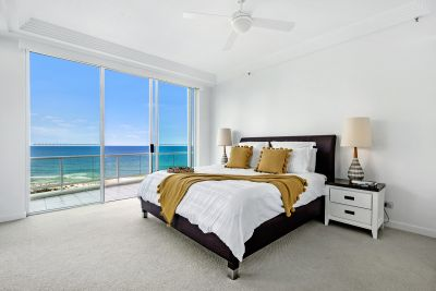 Beach Front Dream Home!