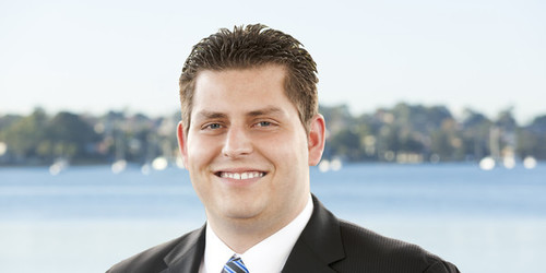 Aaron Papadimatos Real Estate Agent