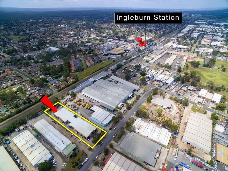 High Clearance Industrial Unit