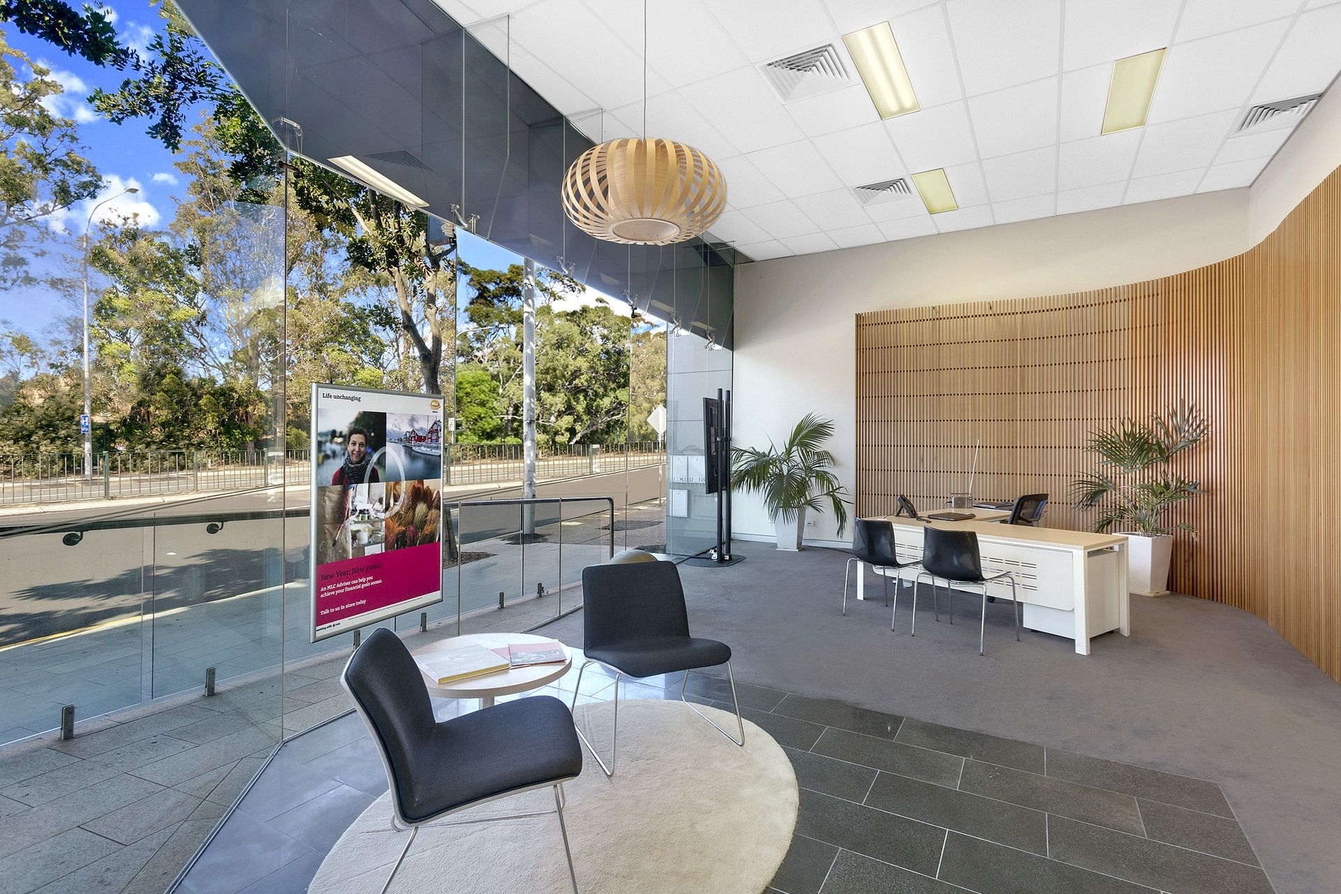 Modern Open Plan Commercial Space