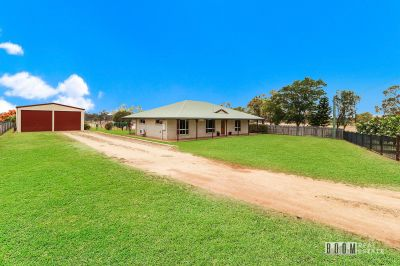 1 Acre of Rural Lifestyle only minutes to town