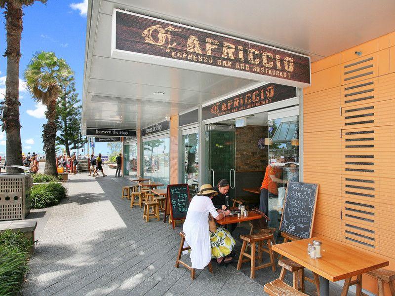 Fully Fitted Cafe | Bondi Beach