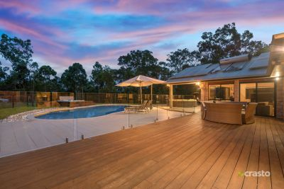 Fantastic Entertainer with Useable land and Natural Bush Views