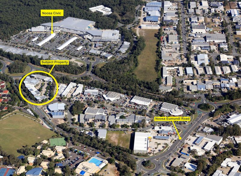 6.3% Return - New 5 Year Lease -  Noosaville Investment