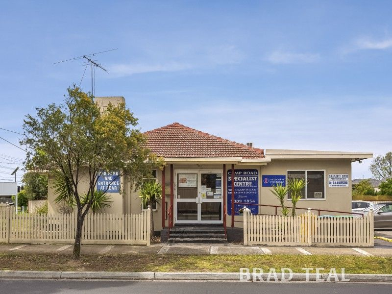Medical Clinic With Redevelopment Opportunity - Land 1381m2 Approx