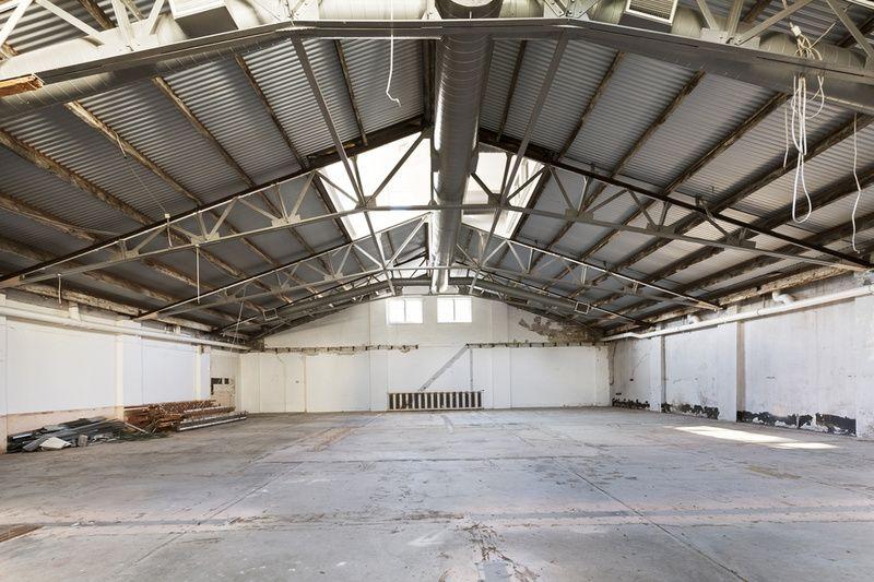 Unique city fringe warehouse