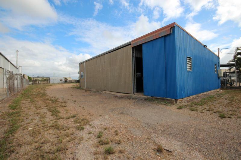 Garbutt Workshop/s and Yard