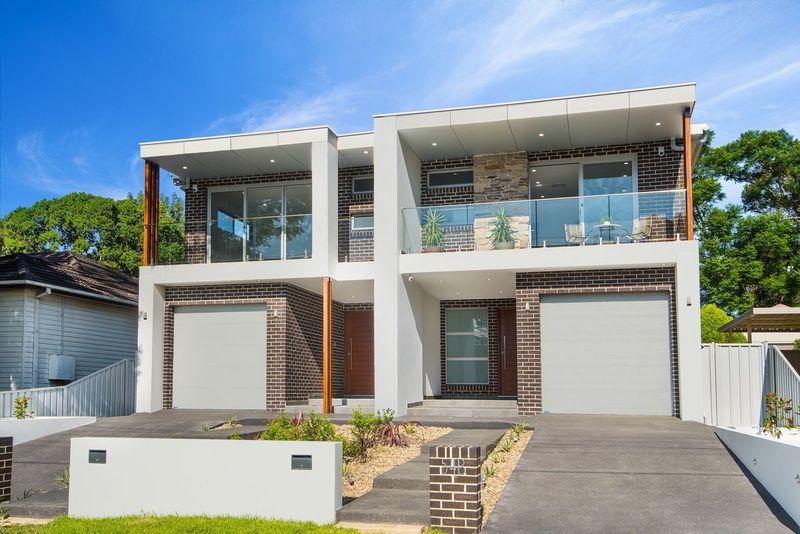 Quality Architectural Duplex