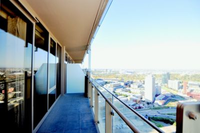 Partly Furnished Apartment with Spectacular Views!