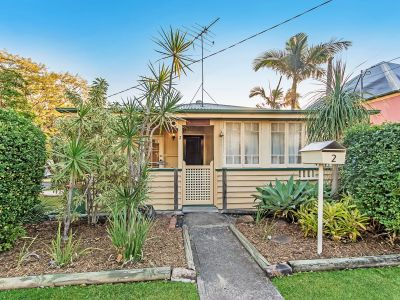 GORGEOUS CHARACTER HOME ONLY MINUTES FROM IPSWICH CBD