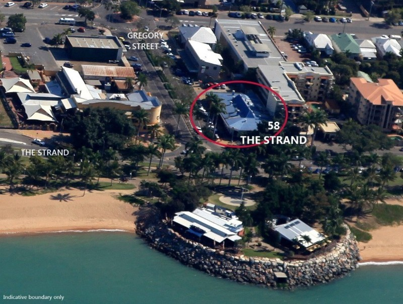 FOR LEASE - 77SQM RETAIL SPACE 58 THE STRAND AVAILABLE NOW
