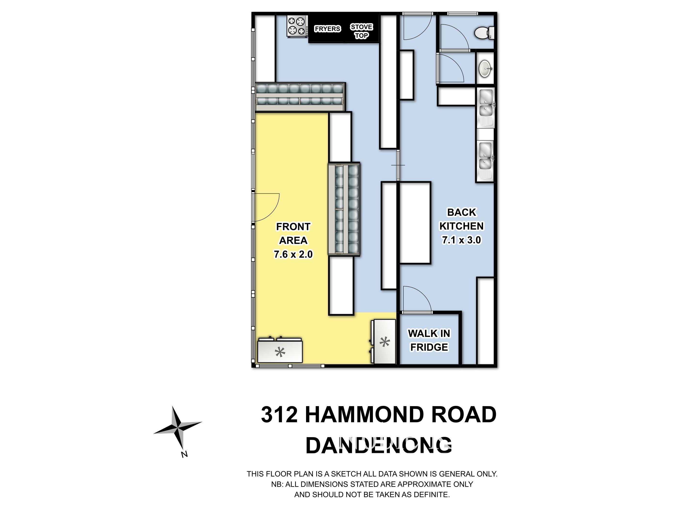 312 Hammond Road Dandenong