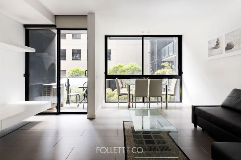 'Elm' Excellence for Lovers of Sleek Southbank Living