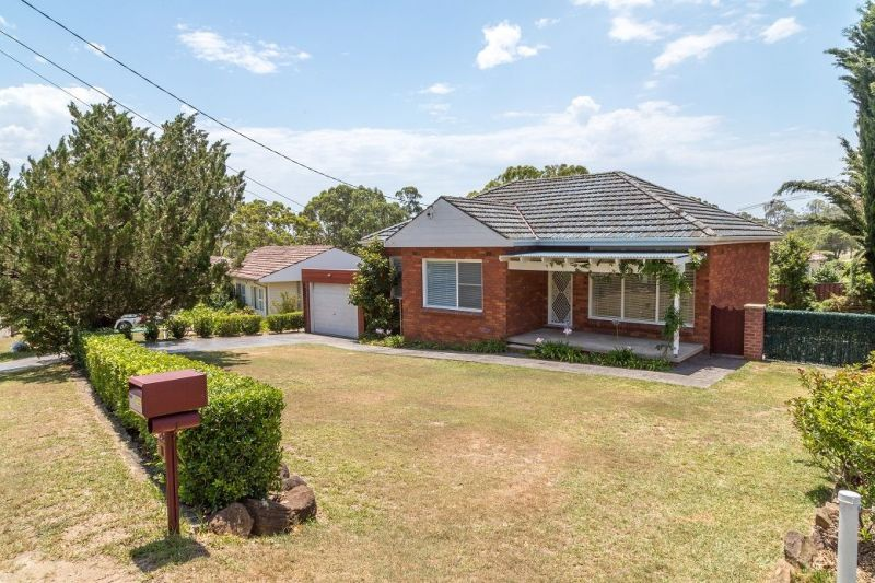 1 Geoffrey Crescent, Loftus NSW 2232
