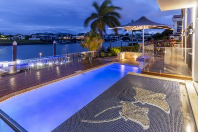Incredible Resort-Style Luxury on Grand Canal - Owner Purchased and Settled Elsewhere - Must Sell