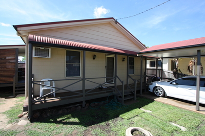 107 King Street, Charters Towers City